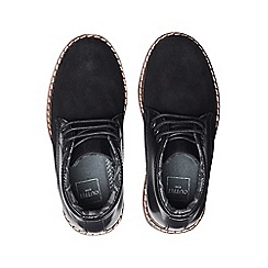 Outfit Kids - Boys' black smart suede boots