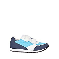 Outfit Kids - Boys' blue Velcro running trainers