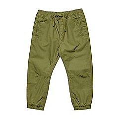 Outfit Kids - Boys' khaki combat trousers