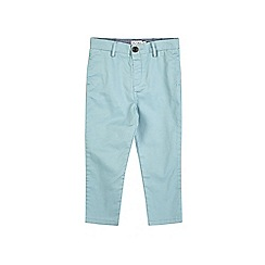 Outfit Kids - Boys' blue chino trousers