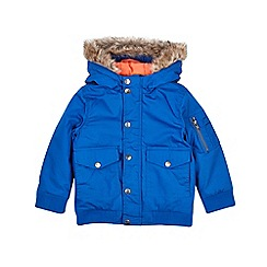 Outfit Kids - Boys' blue padded jacket