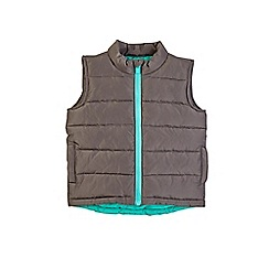 Outfit Kids - Boys' grey padded gilet