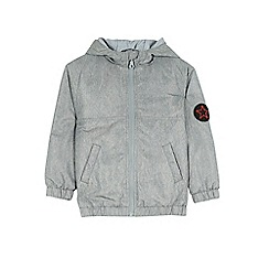 Outfit Kids - Boys' grey zip-through jacket