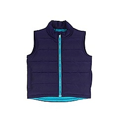 Outfit Kids - Boys' purple padded gilet