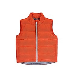 Outfit Kids - Boys' red padded gilet