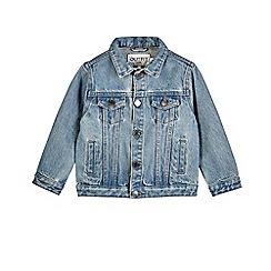 Outfit Kids - Boys' light wash denim jacket