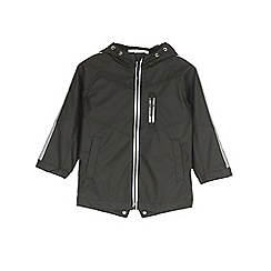 Outfit Kids - Boys' black reflective mac