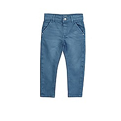 Outfit Kids - Boys' navy twill jeans