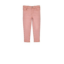 Outfit Kids - Boys' pink skinny fit jeans