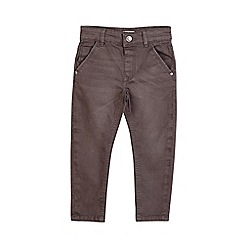 Outfit Kids - Boys' grey twill jeans