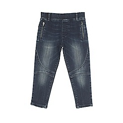 Outfit Kids - Boys' blue rip and repair jeans