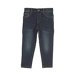 Outfit Kids - Boys' navy dark wash slouch jeans