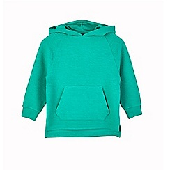 Outfit Kids - Boys' green textured hoodie