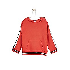 Outfit Kids - Boys' red technical hoodie