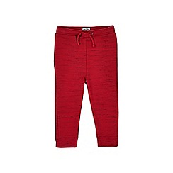 Outfit Kids - Boys' red joggers