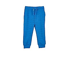 Outfit Kids - Boys' blue marl slim joggers