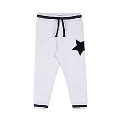 Outfit Kids - Boys' Grey Star Print Joggers