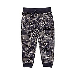 Outfit Kids - Boys' navy comic print joggers