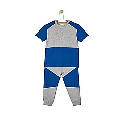 Outfit Kids - Boys' grey sweatshirt and joggers set