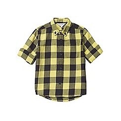 Outfit Kids - Boys' yellow long sleeve shirt
