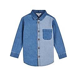 Outfit Kids - Boys' blue denim shirt