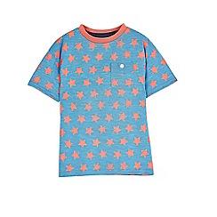 Outfit Kids - Boys' blue star pocket t-shirts