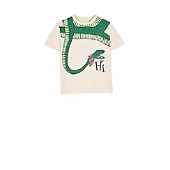 Outfit Kids - Boys' natural snake t-shirt