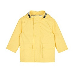Outfit Kids - Boys' Yellow Fisherman Rain Jacket