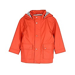 Outfit Kids - Boys' red fisherman rain jacket