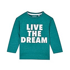 Outfit Kids - Boys' green long sleeve top