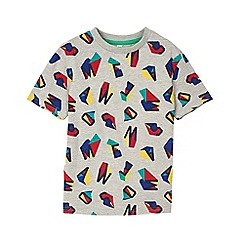 Outfit Kids - Boys' grey letters t-shirt