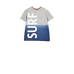 Outfit Kids - Boys' blue ombre surf t-shirt