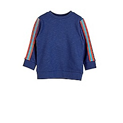 Outfit Kids - Boys' navy piped sweatshirt