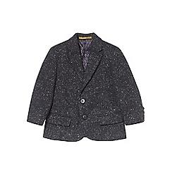 Outfit Kids - Boys' grey nepp blazer