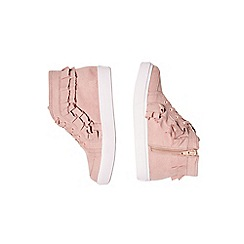 Outfit Kids - Girls' pink high tops