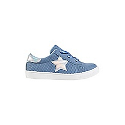 Outfit Kids - Girls' blue low top sneakers