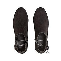 Outfit Kids - Girls' black fringe boots
