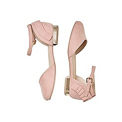 Outfit Kids - Girls' pink ballet pumps