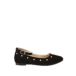 Outfit Kids - Girls' black ballet pumps