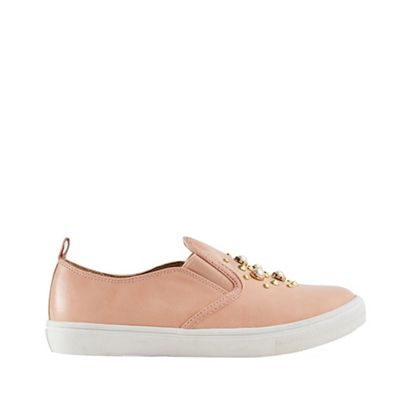 Outfit KIDS - Girls' pink pearl trainers