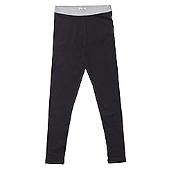 Outfit Kids - Girls' black leggings