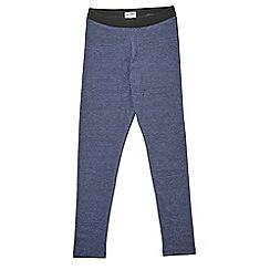Outfit Kids - Girls' denim marl leggings