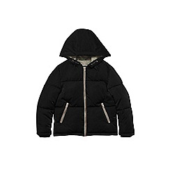 Outfit Kids - Girls' black padded coat