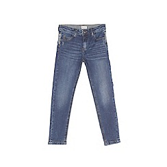 Outfit Kids - Girls' dark wash skinny fit jeans