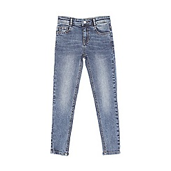 Outfit Kids - Girls' blue stone wash skinny jeans