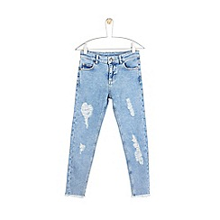 Outfit Kids - Girls' light wash skinny jeans