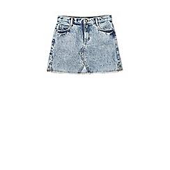 Outfit Kids - Girls' blue denim skirt