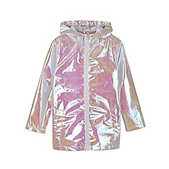Outfit Kids - Girls' white sweetie wrapper mac