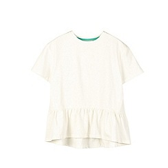 Outfit Kids - Girls' ivory frill top