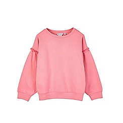 Outfit Kids - Girls pink jumper